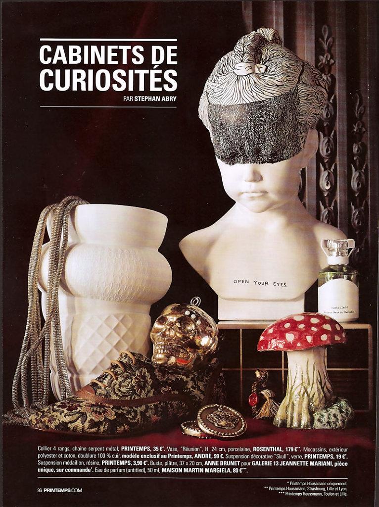 Le Printemps Catalogue maison  Stephan Abry